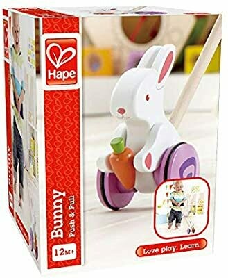 Bunny Push Toy - Hape