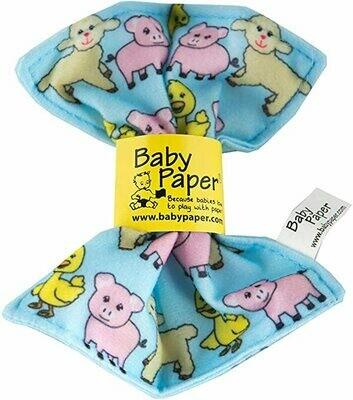 Baby Paper Farm Animal