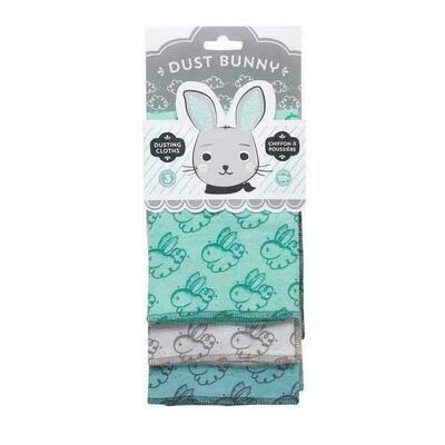 Dust Bunny SO/3 Dusting Cloths