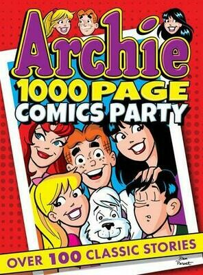 Archie 1000 Page Comics Party - Archie Comics - PB/GN