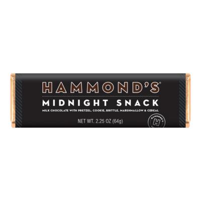 Midnight Snack Candy Bar - Hammonds