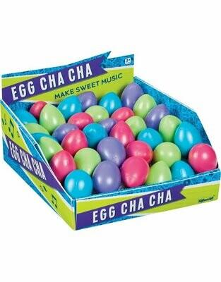 Egg Cha Cha Shaker Musical Egg