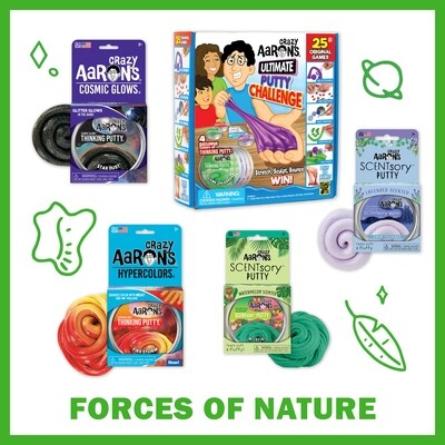 Crazy Aarons Bundles: Forces of Nature - FREE Shipping