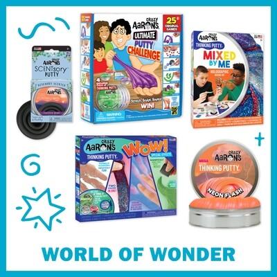 Crazy Aarons Bundle: World of Wonder - FREE Shipping