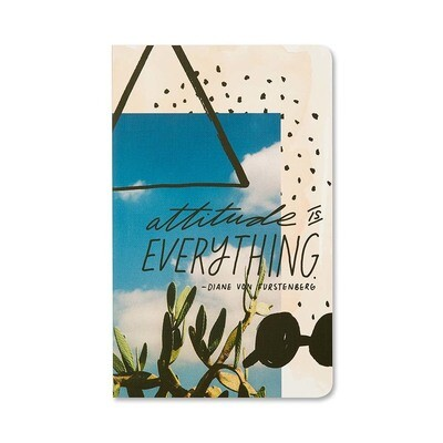 Attitude Is Everything - Write Now Journal