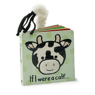 If I Were a Calf Book - Board Book