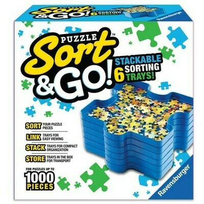 Puzzle Sort and Go