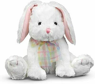 Blossom Bunny Plush - Melissa and Doug