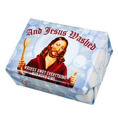 UPG Jesus Washed Soap