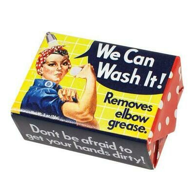 UPG Rosie the Riveter Soap