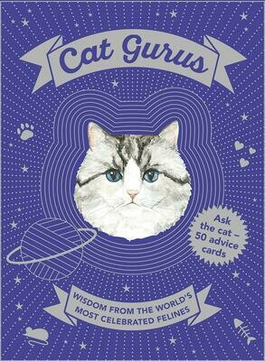 Cat Gurus Advice Cards