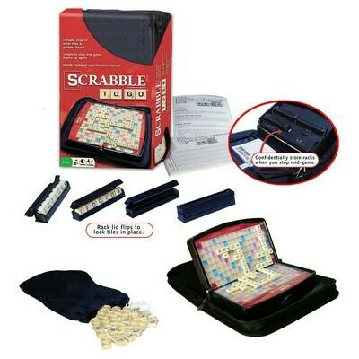 SALE: Scrabble to Go
