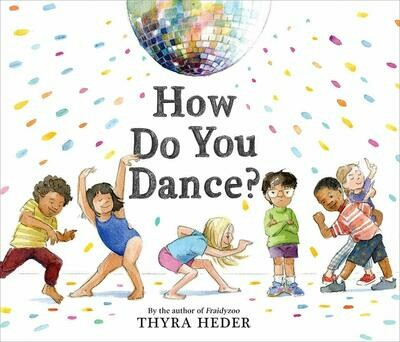 How Do You Dance? - Heder - Hardcover