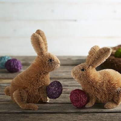 Buri Bunny with Purple Egg - 74463