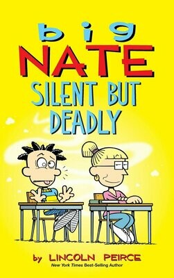 Big Nate Silent But Deadly - Peirce - Paperback
