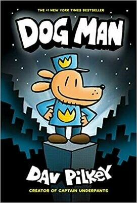 Dog Man - Pilkey