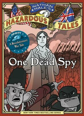 Hazardous Tale: One Dead Spy - Hale - Hardcover