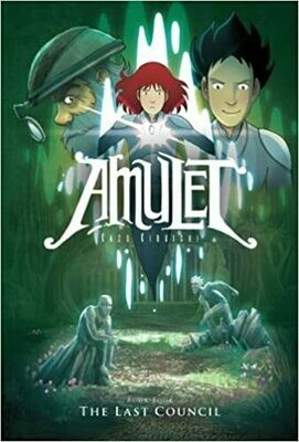 Amulet: The Last Council #4 - Kibuishi - Graphic Novel