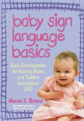 Baby Sign Language Basics - Briant