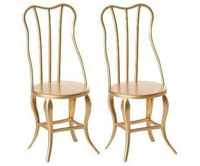 Maileg Vintage Chair Set of 2