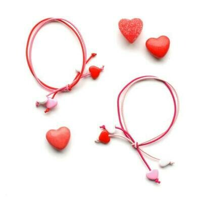Shisho Mini Hearts Hair Tie