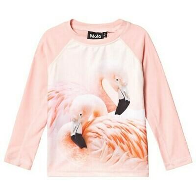 Molo Neptune Flamingo Rash