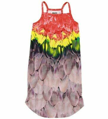 Molo Courtney Parrot Dress