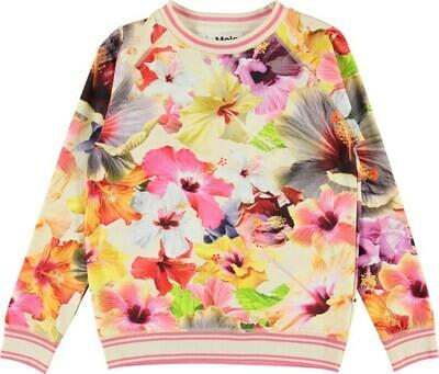 Molo Raewyn Floral Top