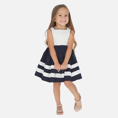 Mayoral 3924 Banded Dress