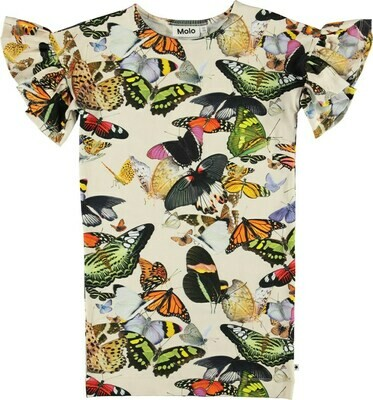 Molo Coralie Papillon Dress