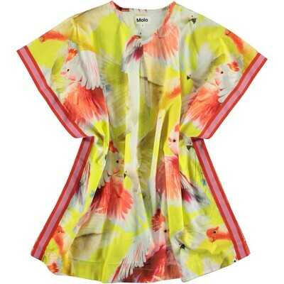 Molo Corliss Birds Dress