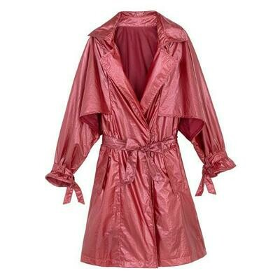 Ustabelle Red Trench
