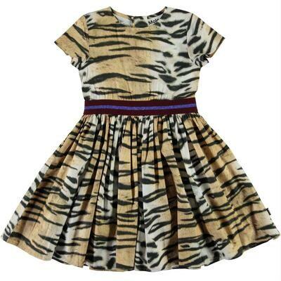 Molo Candy Tiger Dress