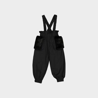 Carbon Soldier Pease Pant Black