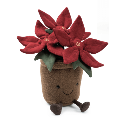 Jellycat Amusable Poinsettia