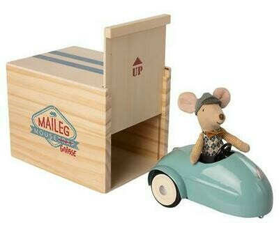 Maileg Mouse Car/Garage