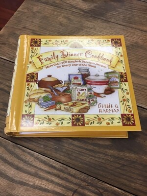 Family Dinner Cookbook