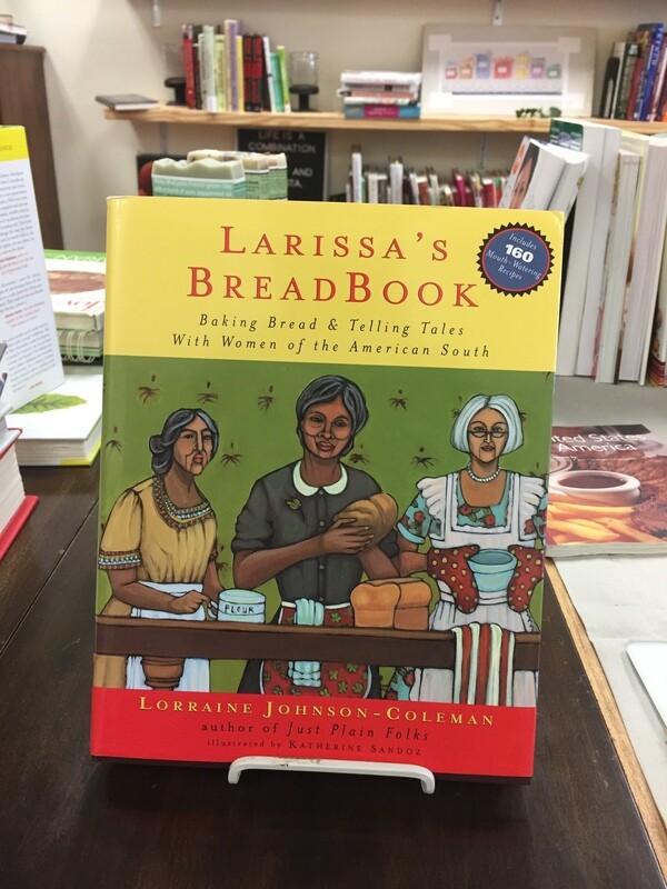 Larissa's Bread Book