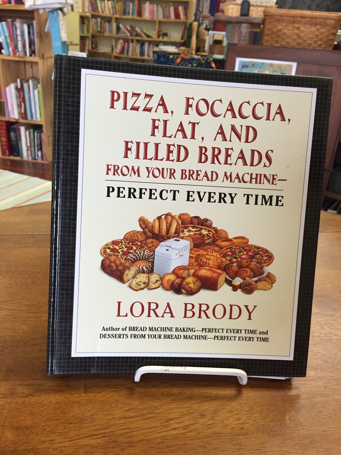 Pizza, Focaccia, Flat, and Filled Breads