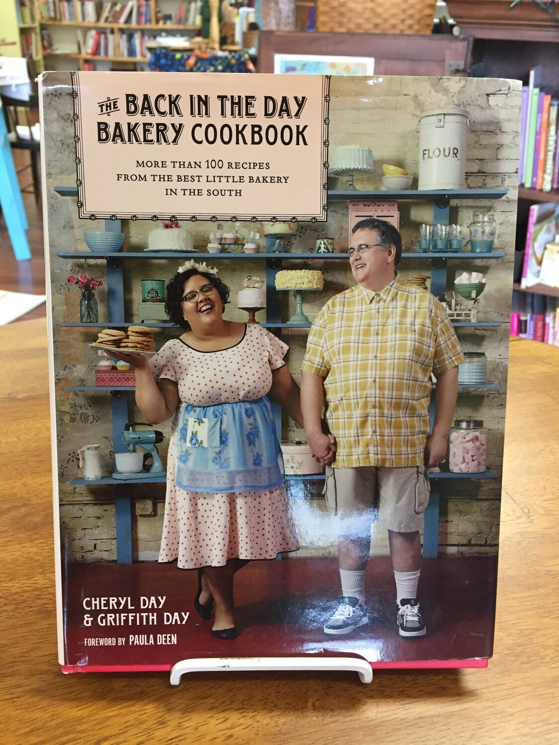 Back in the Day Bakery Cookbook