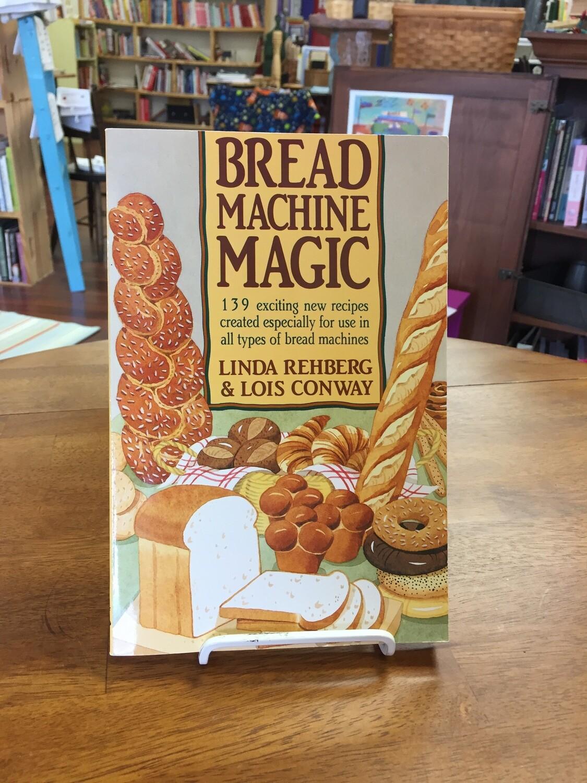 Bread Machine Magic