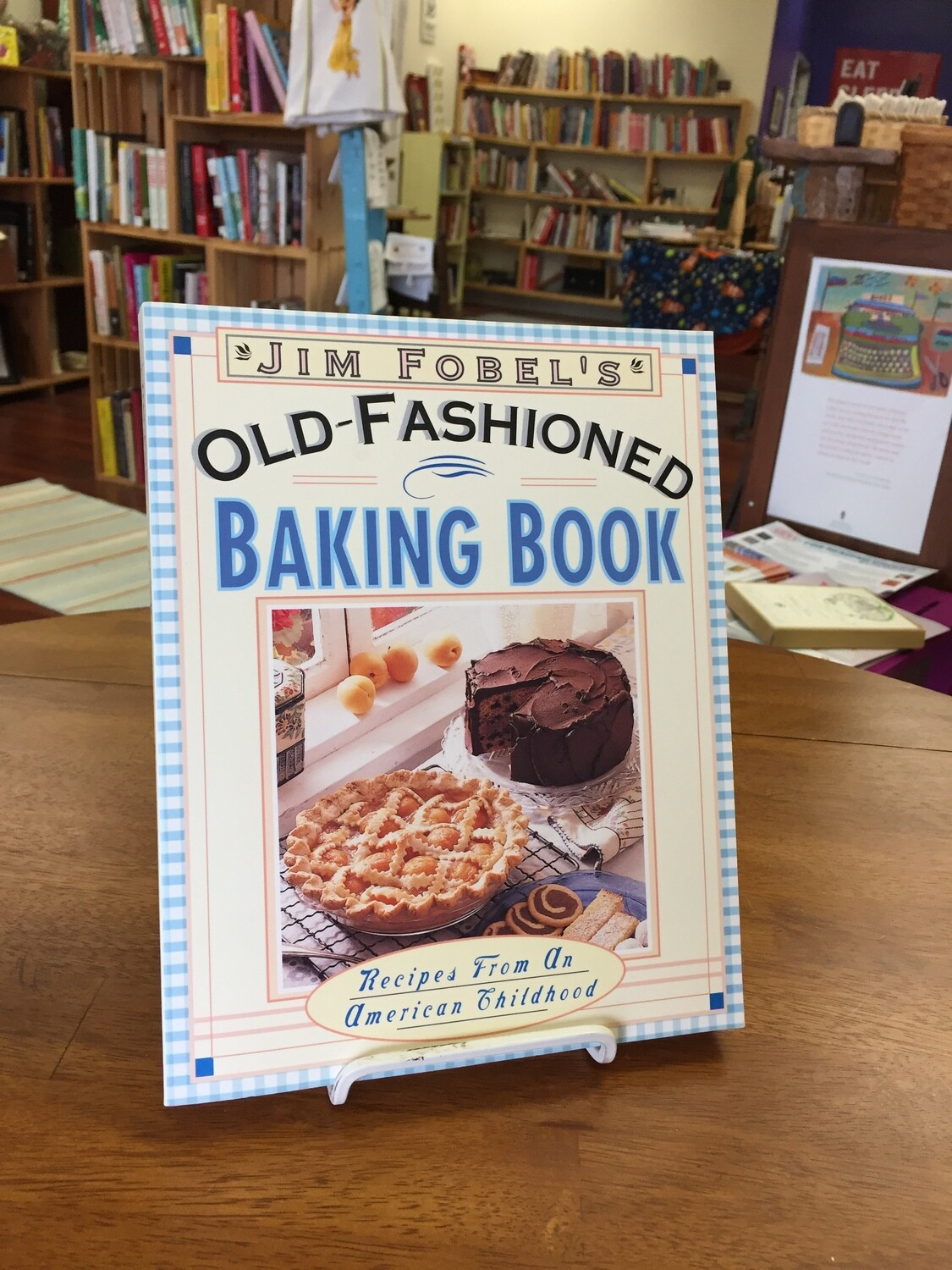 Old Fashioned Baking Book