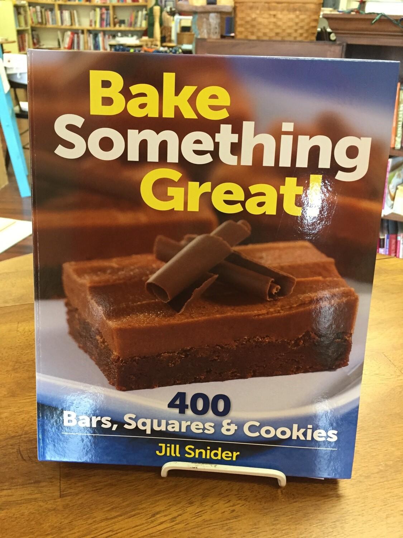 Bake Something Great