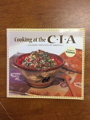 Cooking at the CIA
