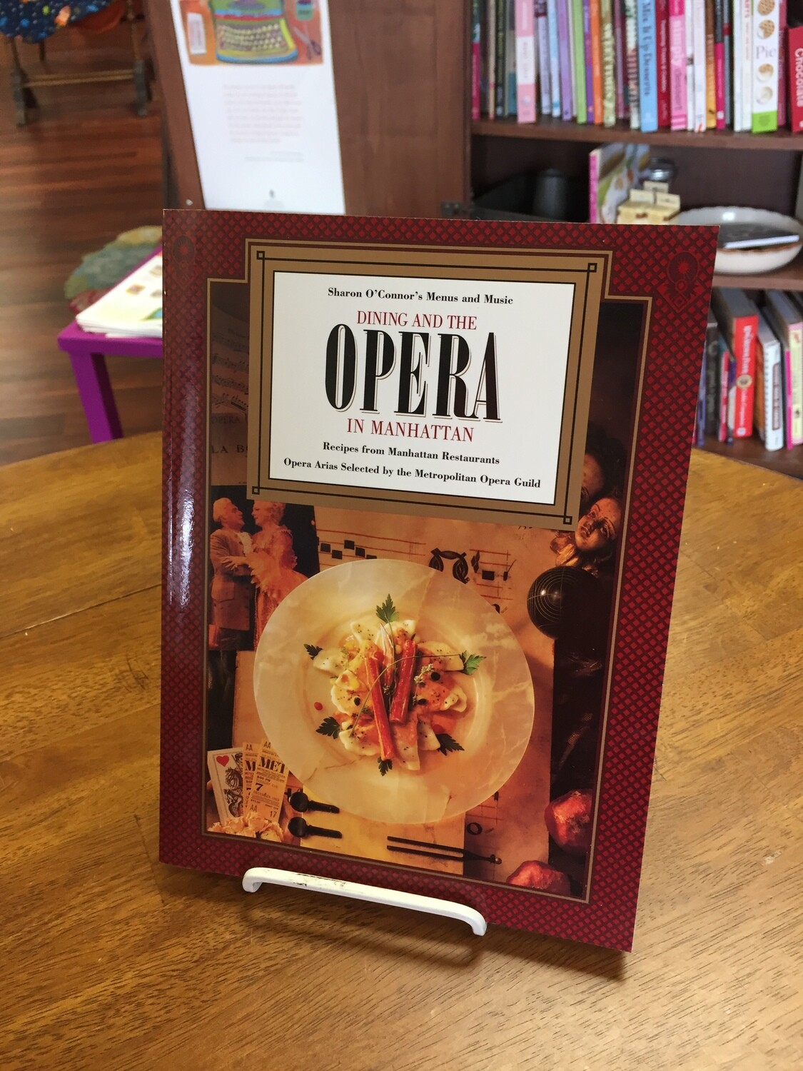 Dining and the OPERA in Manhattan