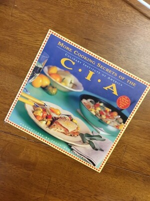 More Cooking Secrets of the CIA
