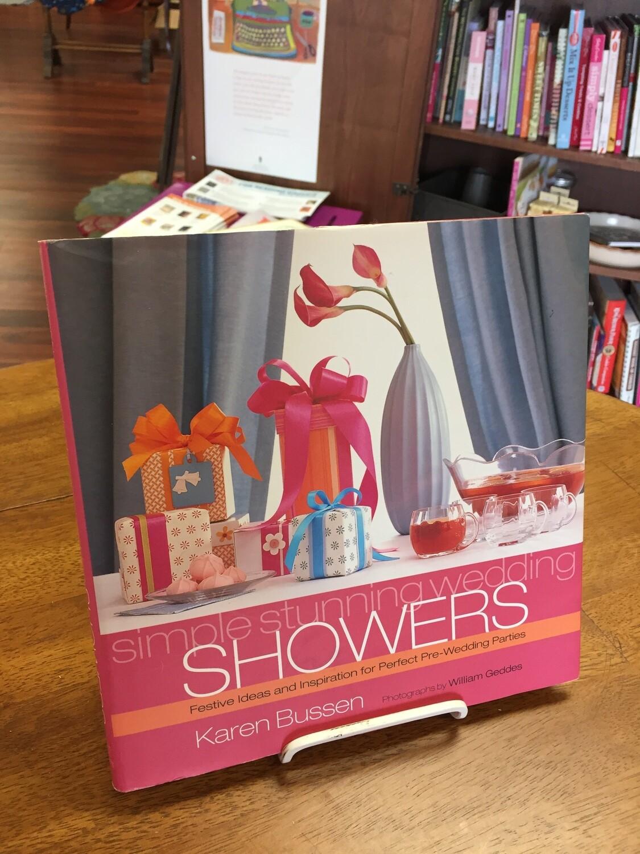 Simple Stunning Wedding Showers