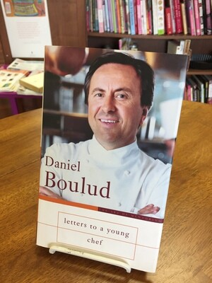 Letters to a Young Chef