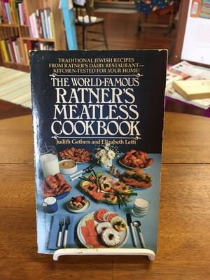 The World Famous Ratner's Meatless Cookbook