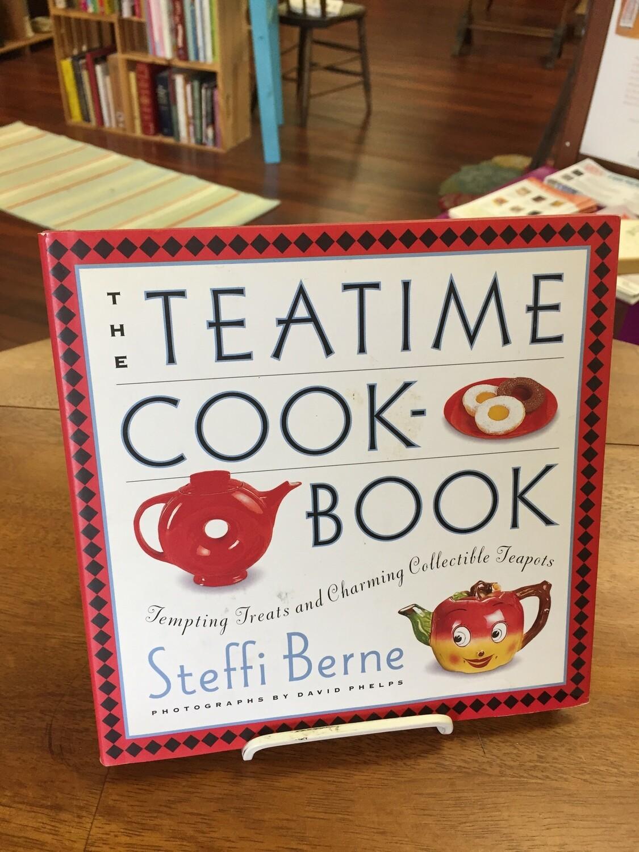 The Tea Time Cookbook